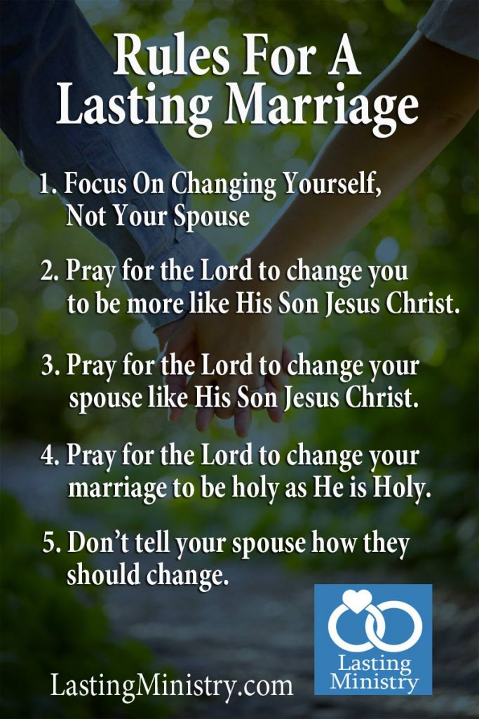 marriage rules from the bible